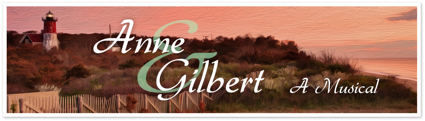 Anne & Gilbert Logo