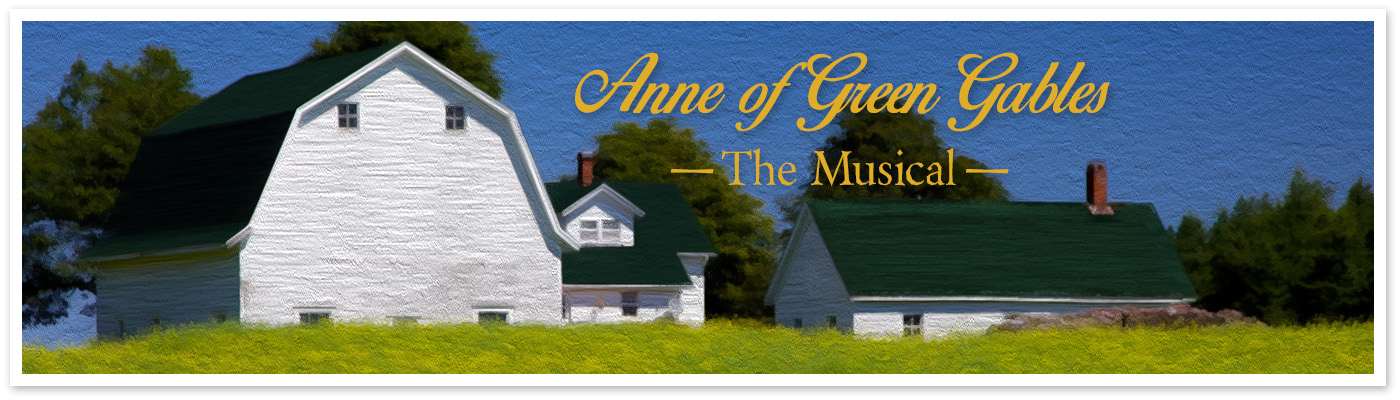 Anne of Green Gables Title