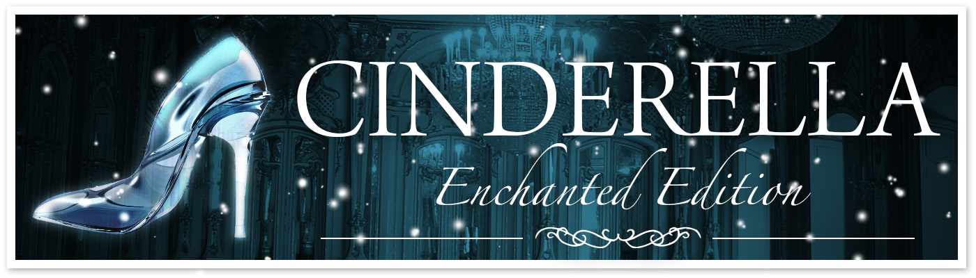 Cinderella Enchanted Edition Logo