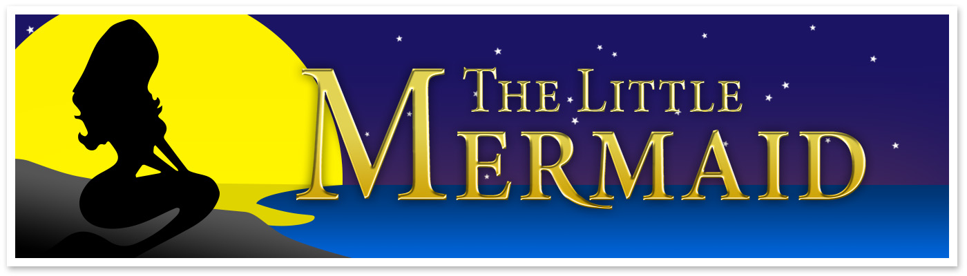 The Little Mermaid Logo