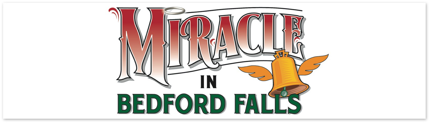 Miracle in Bedford Falls Logo