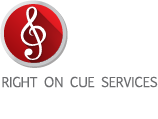 RIGHT ON CUE SERVICES