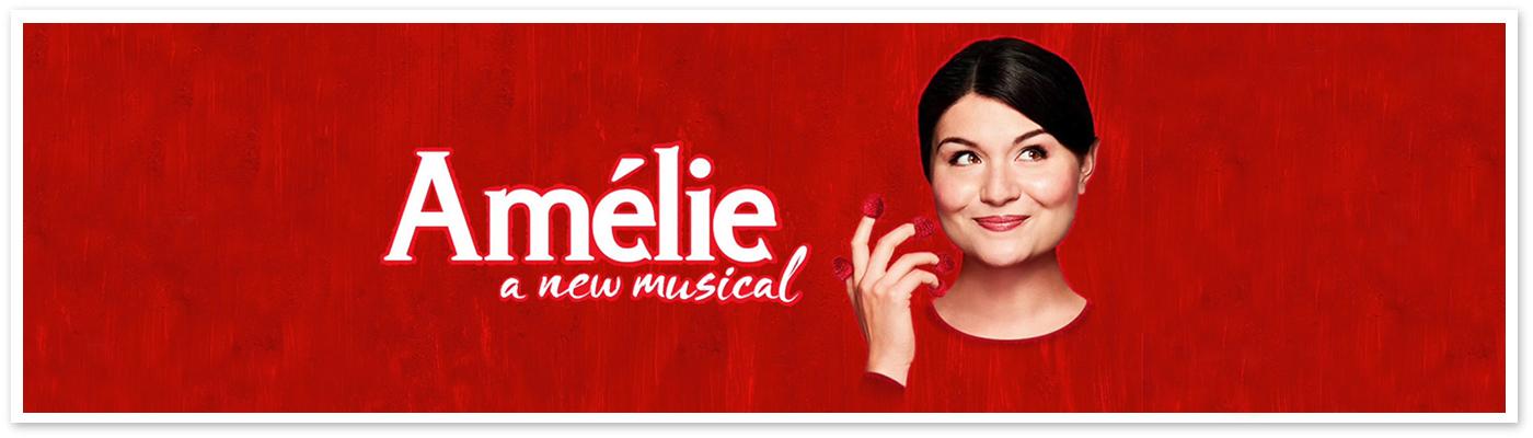 Amelie Backing Tracks