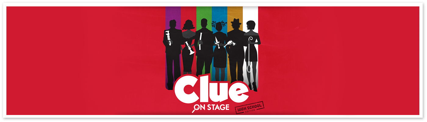 Clue On Stage High School