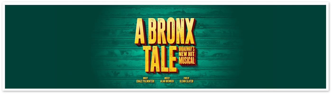 A Bronx Tale Art